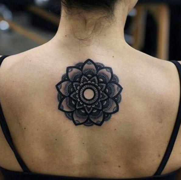 200 Mystical Mandala Tattoos And Meanings (April 2018)