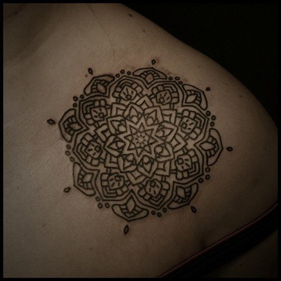 125 Mandala Tattoo Designs With Meanings