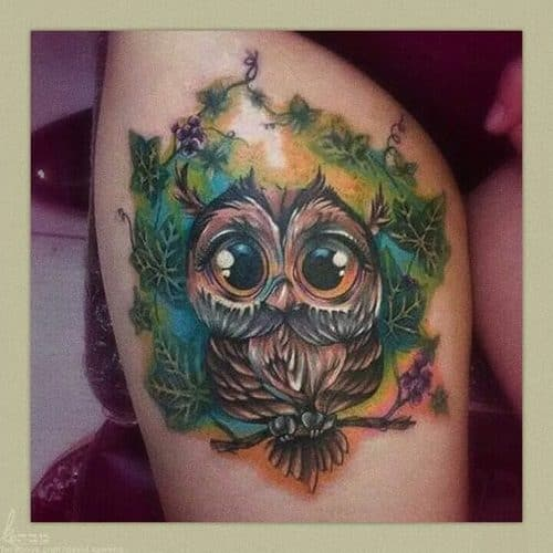 15 Mysterious Owl Tattoo Designs Meanings: 130 Brilliant Owl Tattoos And Meanings (June 2018)