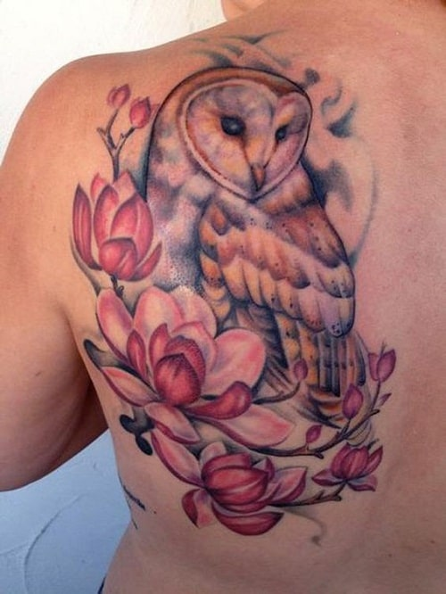 150 Meaningful Owl Tattoos (Ultimate Guide, May 2020