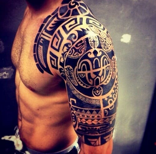 180 tribal tattoos for men women (ultimate guide, december 2018