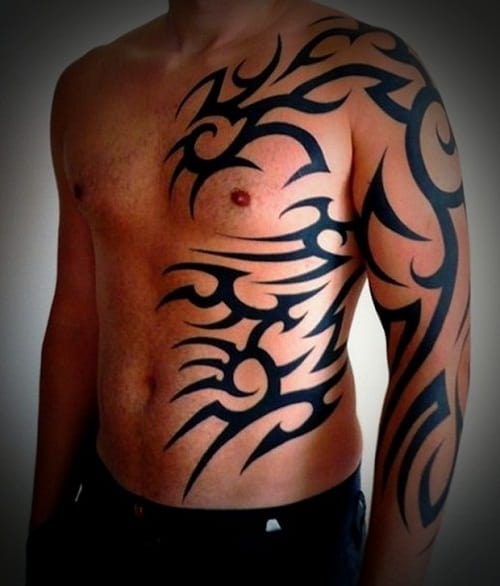 Simple Tribal Tattoos