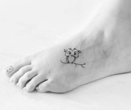 150 Meaningful Owl Tattoos (Ultimate Guide, September 2018)