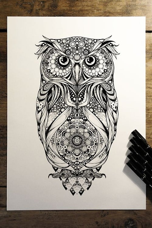 150 Meaningful Owl Tattoos (Ultimate Guide, September 2019)