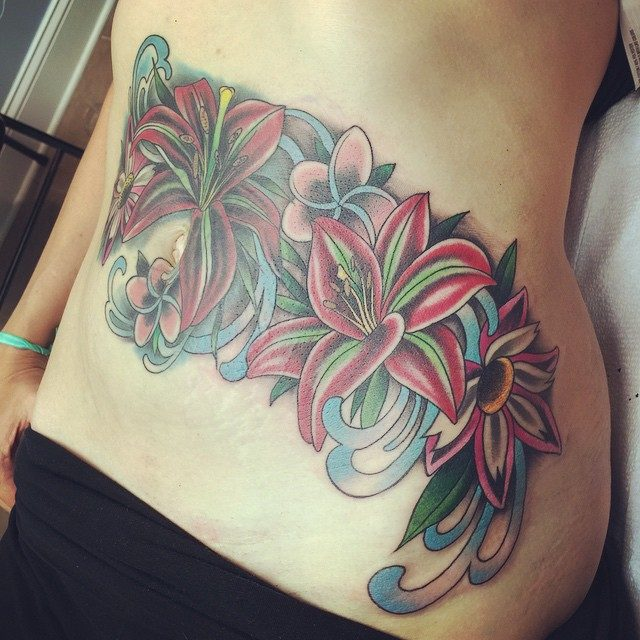 Tattoo For Pregnant Woman: 150 Sexiest Stomach Tattoos For Men, Women (July 2019