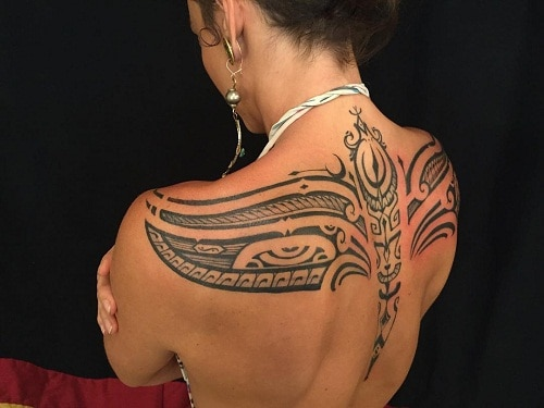 Symbolic Tribal Tattoos
