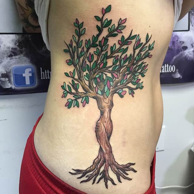 123 Brilliant Tree Tattoos And Meanings February 2018