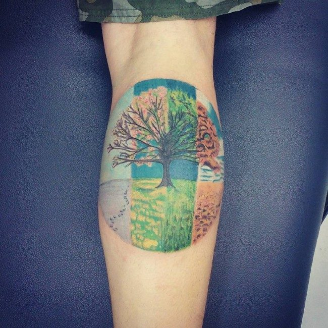 150 Meaningful Tree Tattoos Ultimate Guide July 2019