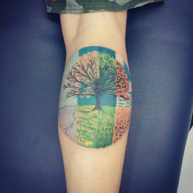 150 Meaningful Tree Tattoos Ultimate Guide February 2019