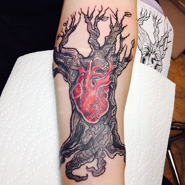 150 Meaningful Tree Tattoos Ultimate Guide October 2018