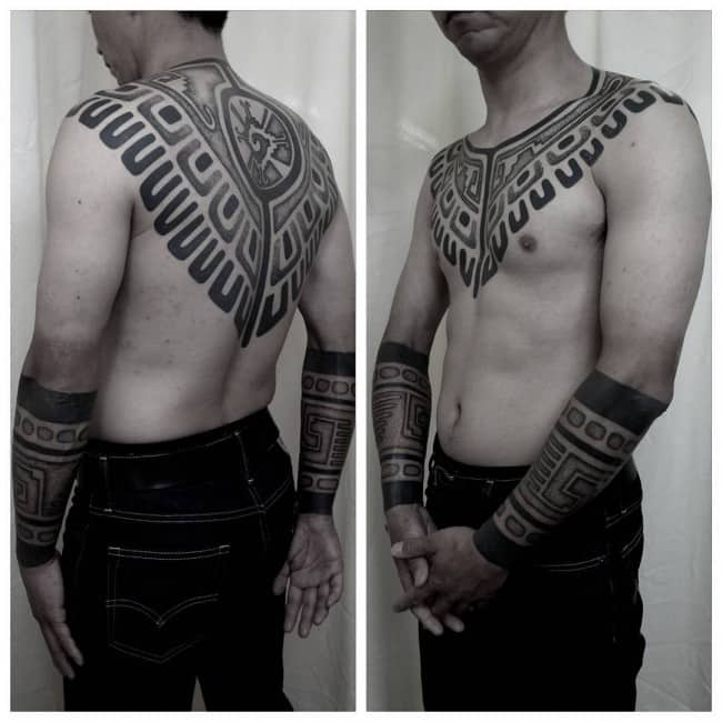 tribal tattoo (1)