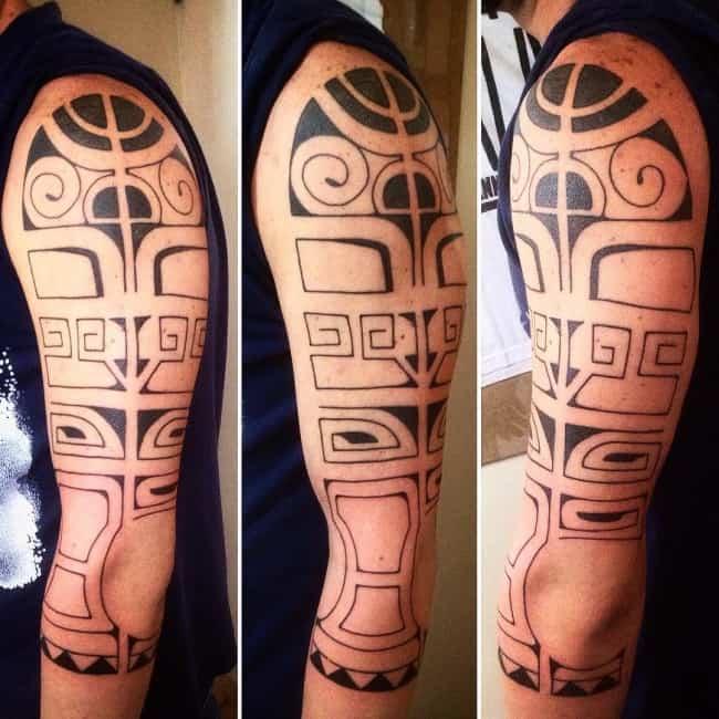 tribal tattoo (2)