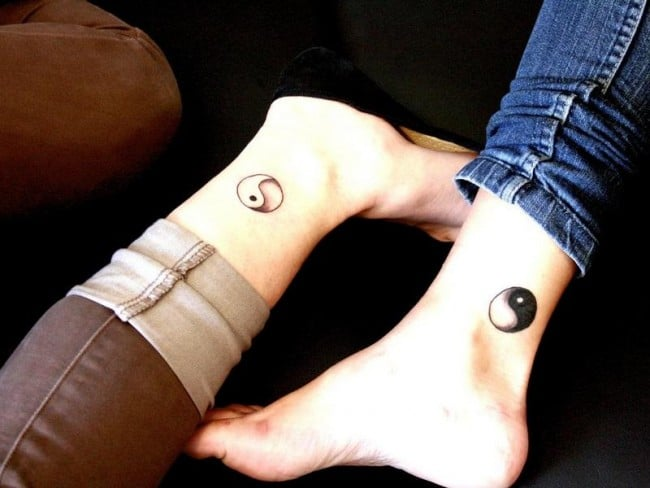 100 Greatest Yin Yang Tattoos And Meanings [2017 Collection]
