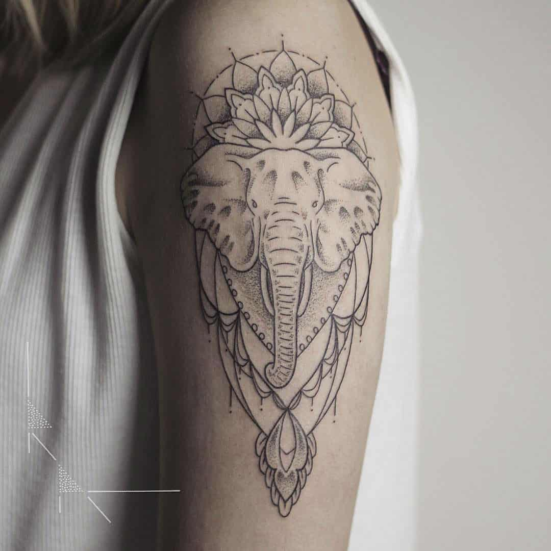 18 Inspiring Girly Tattoos by Rachael Ainsworth