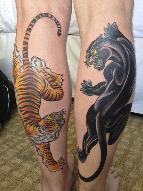 Animal-Tattoo