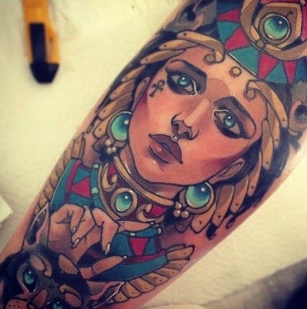 Egyptian-Tattoo-Designs-for-Men-and-Women-2