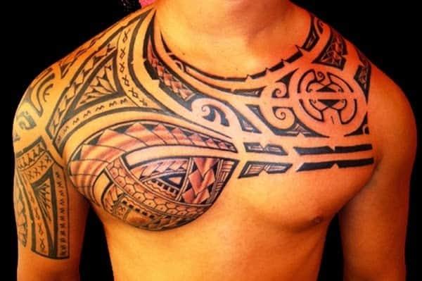 Polynesian tattoos 14