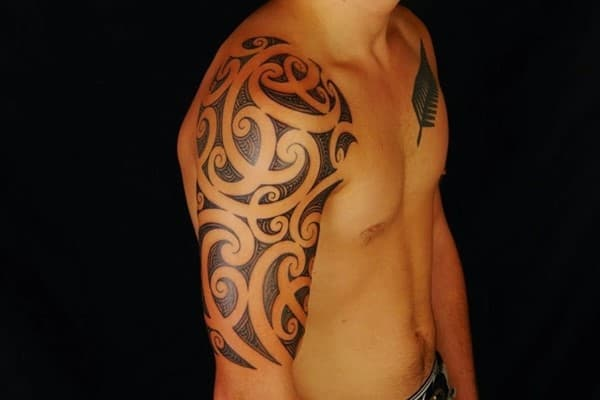 Polynesian tattoos 17