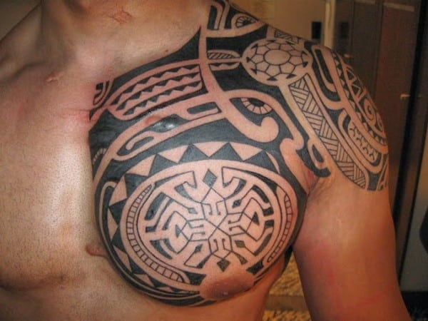 Polynesian tattoos 53