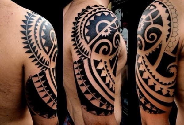 100 Popular Polynesian Tattoo Designs amp Meanings 2017