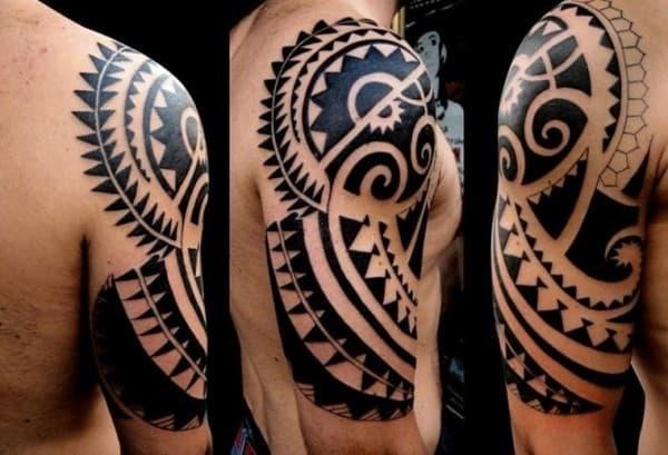 100 Popular Polynesian Tattoo Designs & Meanings [2017]