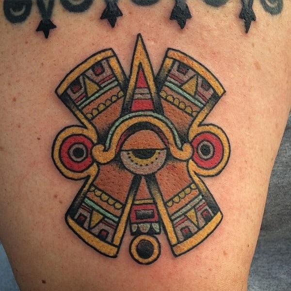 150 Tribal Aztec Tattoos For Men Ultimate Guide 2018