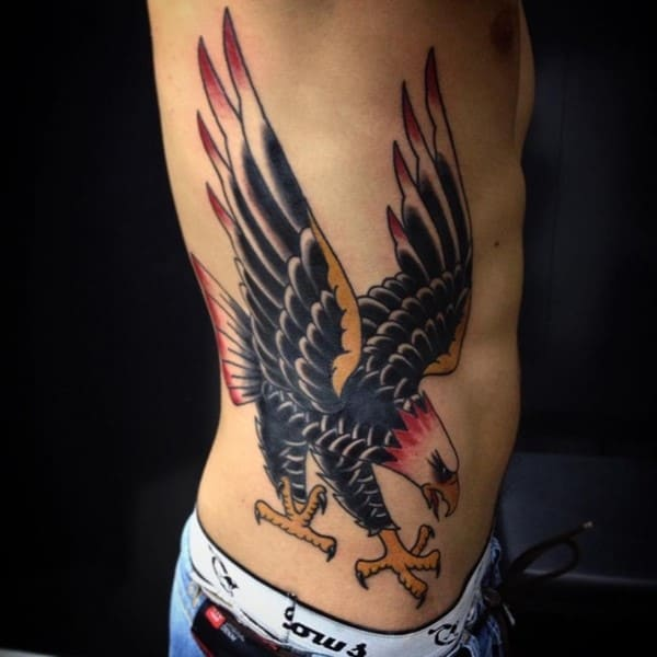 100 Splendid Eagle Tattoo Designs And Meanings