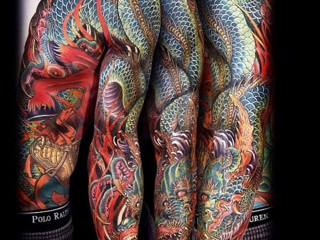 150 Meaningful Japanese Tattoos Ultimate Guide October 2019