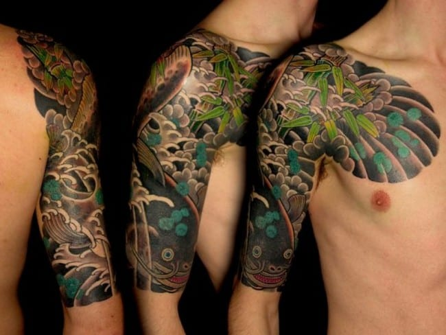 133 traditional japanese tattoo designs and meanings for Best tattoo artist in tokyo