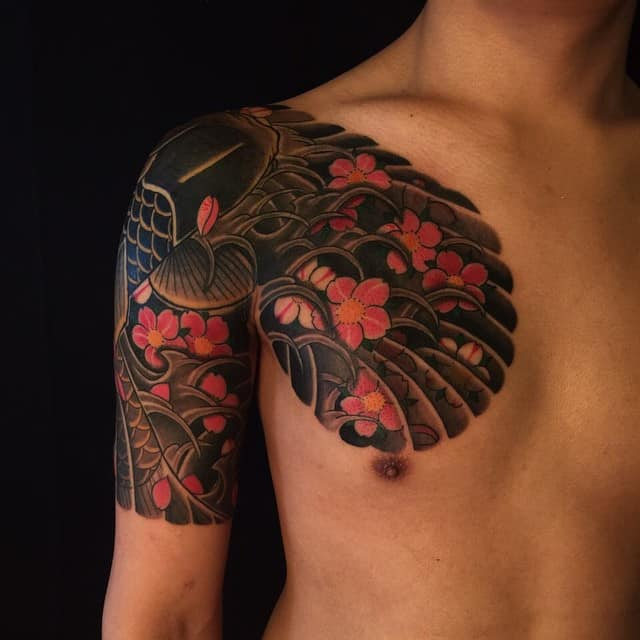 Tattoo Designs Japanese: 133 Traditional Japanese Tattoo Designs And Meanings (May