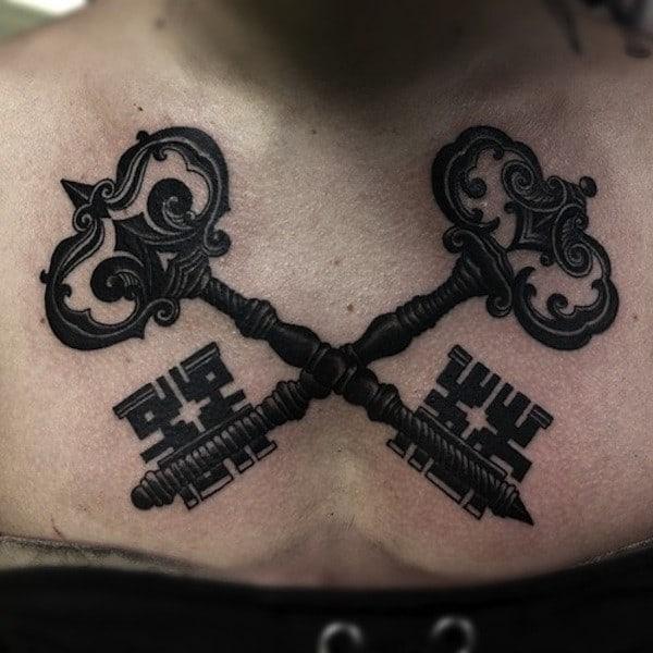 key-tattoo-2-keys