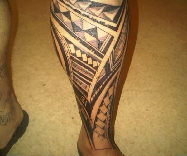 leg-tattoo-design