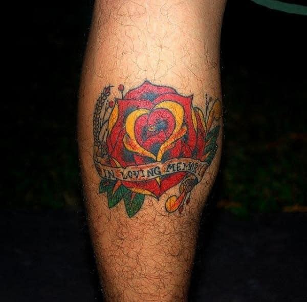 memorial-red-rose
