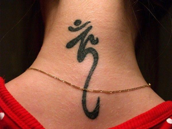 om-nek-tattoo