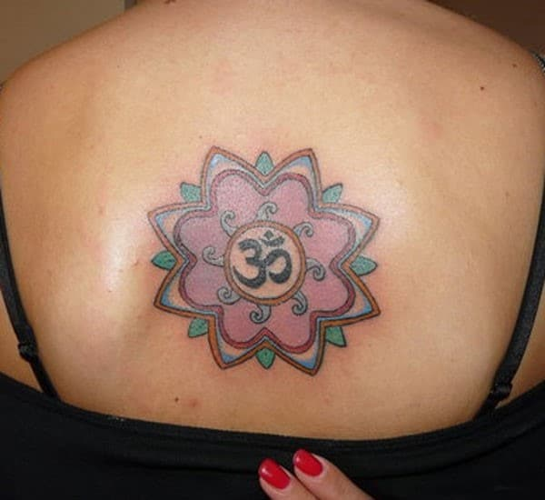 Tattoo Designs Yoga: 155 Inspiring Om Tattoos Ideas (April 2018)