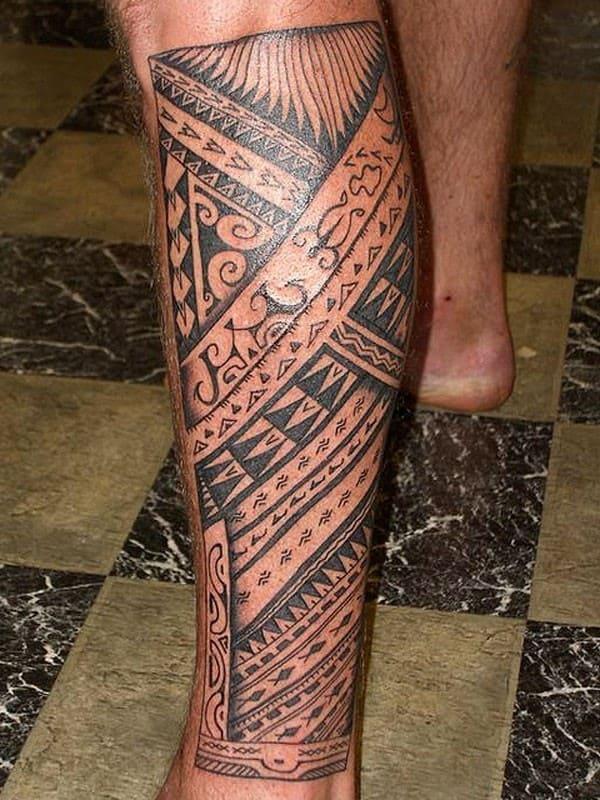 polynesian-tribal