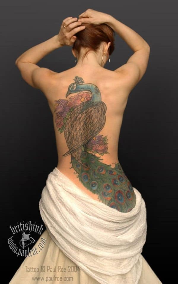 20-Peacock-tattoo-for-women
