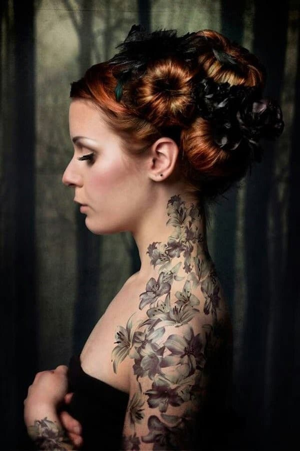 33-Amazing-Flowers-the-Neck-to-the-Arm-Tattoo-Ideas-for-Women