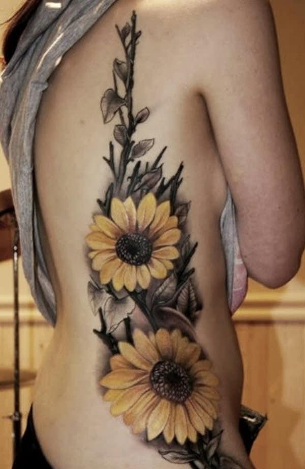 36-sunflower-tattoos-for-women