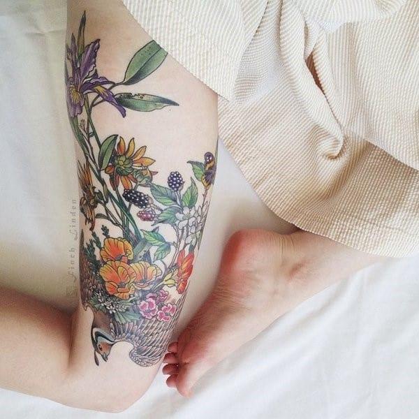 44-Thigh-tattoos-for-women
