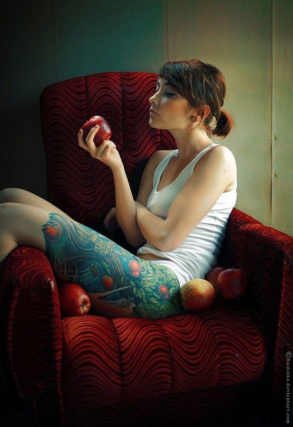 51-tattooed-women