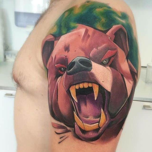 Bear tattoos (2)