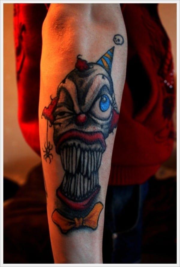 Clown_tattoos_10