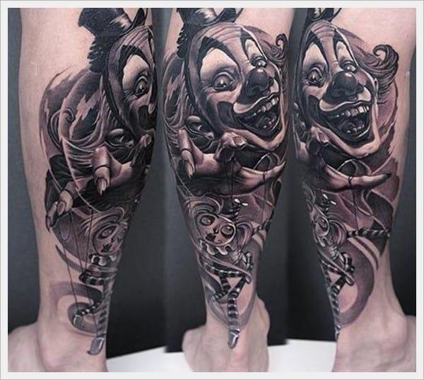 Clown_tattoos_26