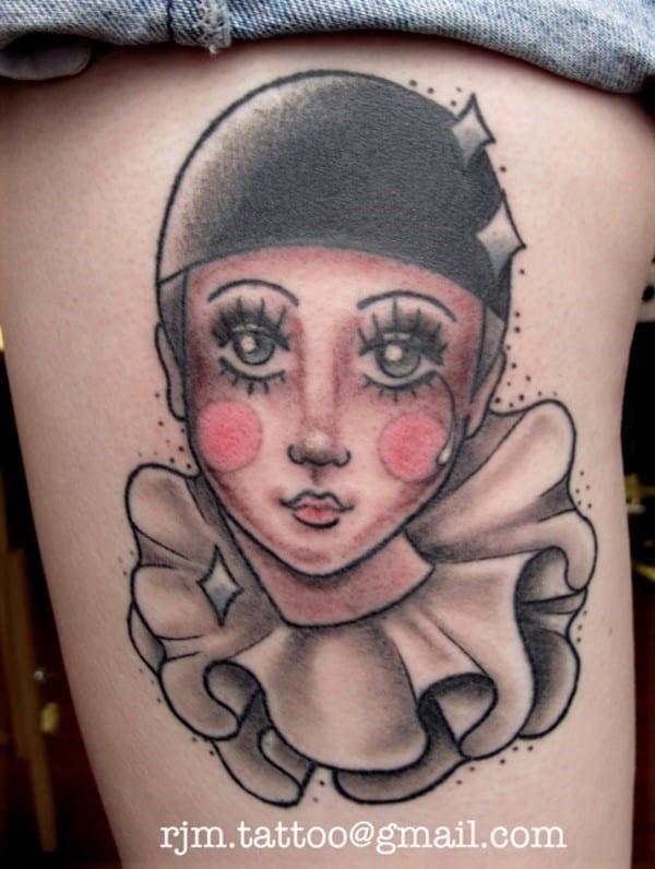 Clown_tattoos_34