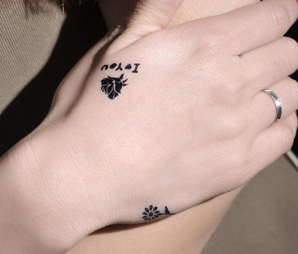 Popular-Small-Flower-Tattoos