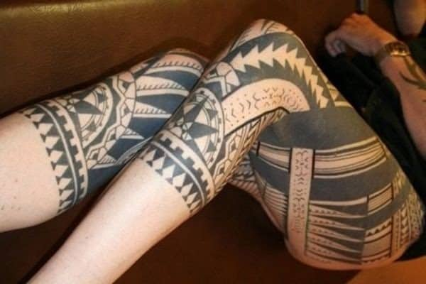 Samoan-Leg-Tattoo-for-women-600x400