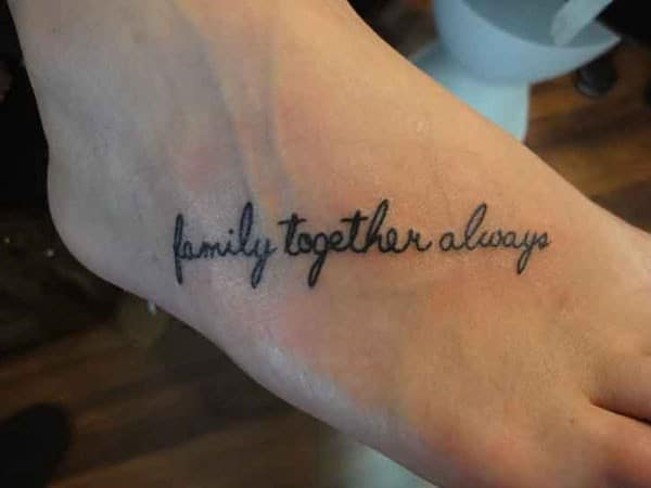 163 Perfect Family Tattoos And Family Tree Tattoos 2017