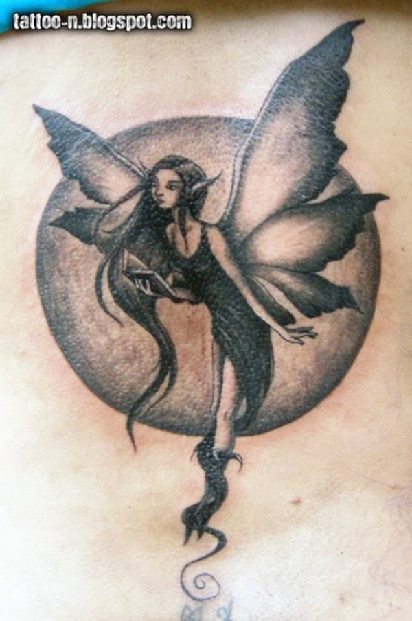 angel-tattoo