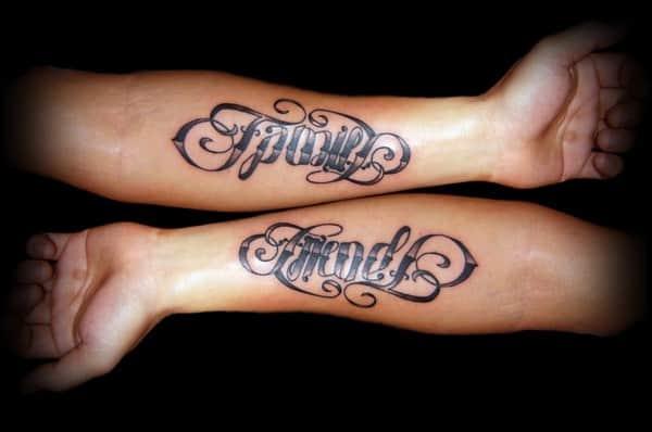 163 Perfect Family Tattoos And Family Tree Tattoos 2017